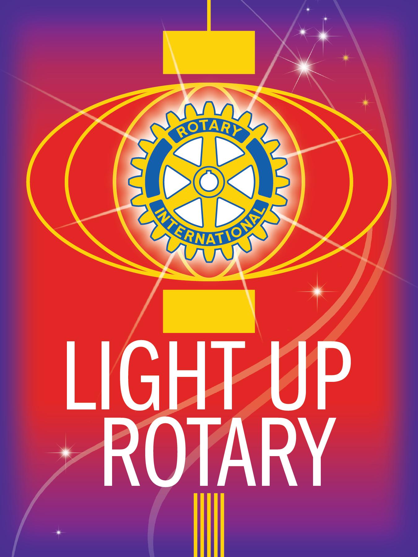 2014 - 15 Rotary International Theme